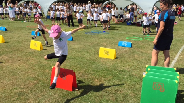 Links between parenting and performance – or when to attend a School Sports Day
