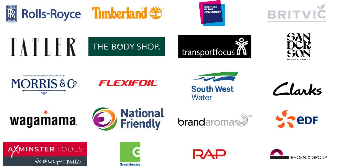 Spring Client Logos