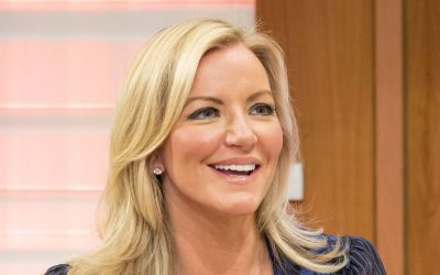 Peek into Michelle Mone's Personal Goals