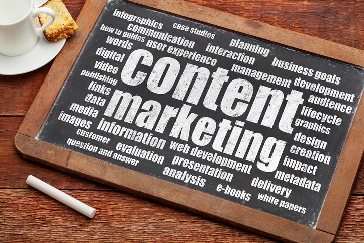 Content Marketing & Covid in 2021